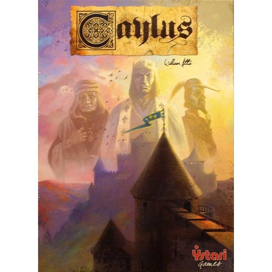 Buy Caylus and more Great Board Games Products at 401 Games