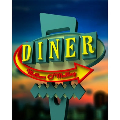 Diner available at 401 Games Canada