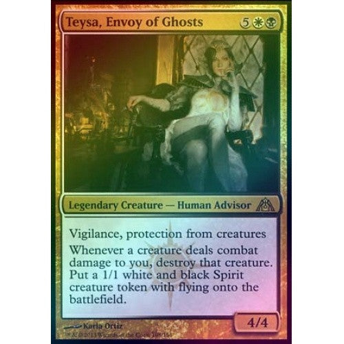 Teysa, Envoy of Ghosts (Foil) (DGM) - 401 Games