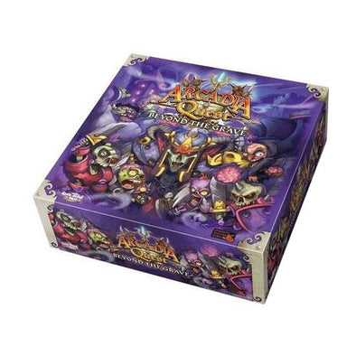 Arcadia Quest - Beyond the Grave Expansion - 401 Games