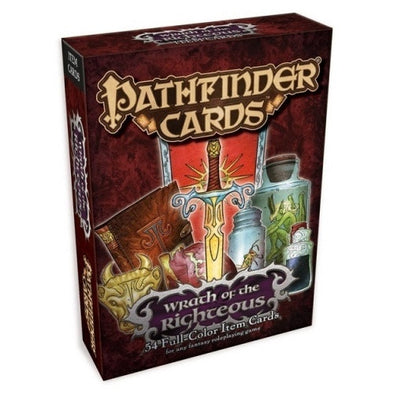 Pathfinder - Cards - Wrath of the Righteous Item Cards - 401 Games
