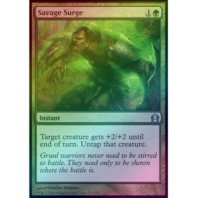 Savage Surge (Foil) - 401 Games