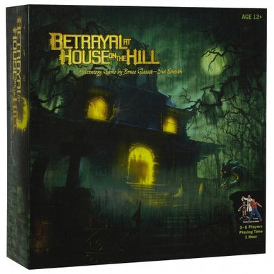 Buy Betrayal at House on the Hill and more Great Board Games Products at 401 Games