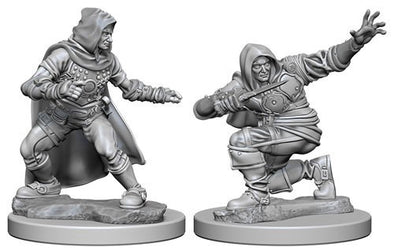 Buy Pathfinder Deep Cuts Unpainted Minis: Human Male Rogue and more Great RPG Products at 401 Games
