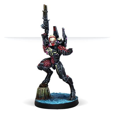 Infinity - Combined Army - Shasvastii Cadmus (Hacker) available at 401 Games Canada