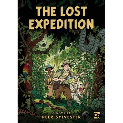 The Lost Expedition - 401 Games
