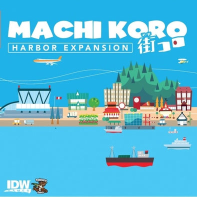Machi Koro - Harbor Expansion - 401 Games