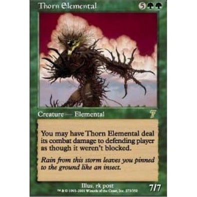 Thorn Elemental - 401 Games