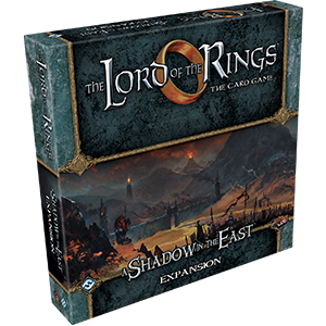 Buy Lord of the Rings - The Card Game - A Shadow in the East (Pre-Order) and more Great Board Games Products at 401 Games