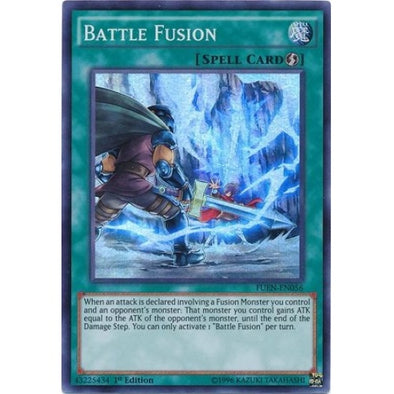 Battle Fusion - (Super Rare) available at 401 Games Canada