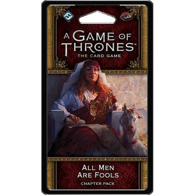 Game of Thrones LCG - 2nd Edition - All Men Are Fools - 401 Games