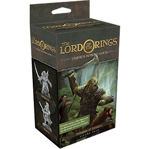 Buy The Lord of the Rings: Journeys in Middle-Earth - Villains of Eriador Figure Pack (Pre-Order) and more Great Board Games Products at 401 Games