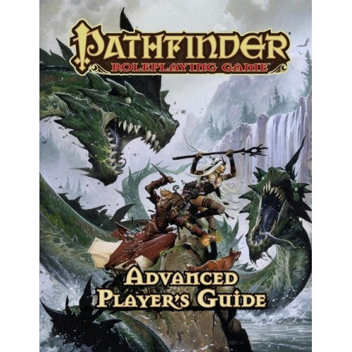 Pathfinder - Book - Advanced Player's Guide - 401 Games