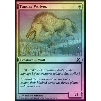 Tundra Wolves (Foil) - 401 Games
