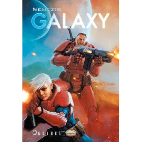 Savage Worlds - Nemezis Galaxy - 401 Games