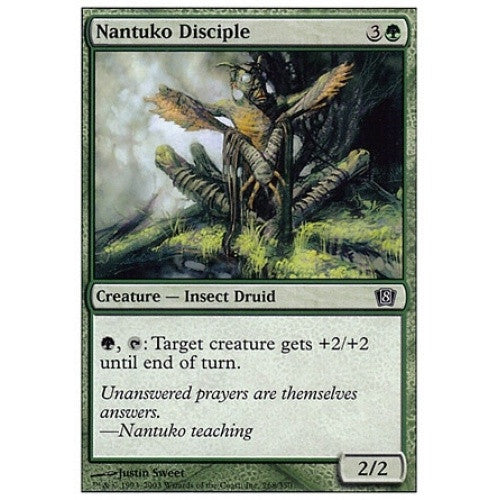 Buy Nantuko Disciple and more Great Magic: The Gathering Products at 401 Games