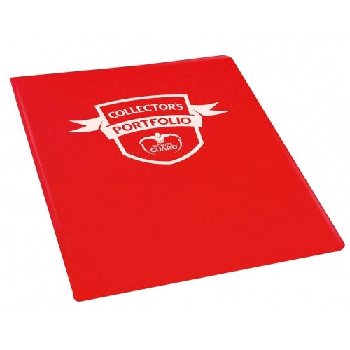 Buy Ultimate Guard - 9 Pocket Collector's Portfolio - Red and more Great Sleeves & Supplies Products at 401 Games