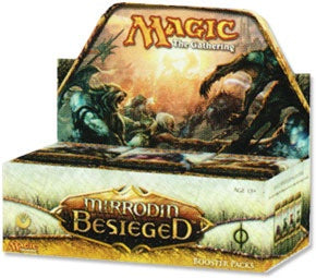 MTG - Mirrodin Besieged - English Booster Box - 401 Games