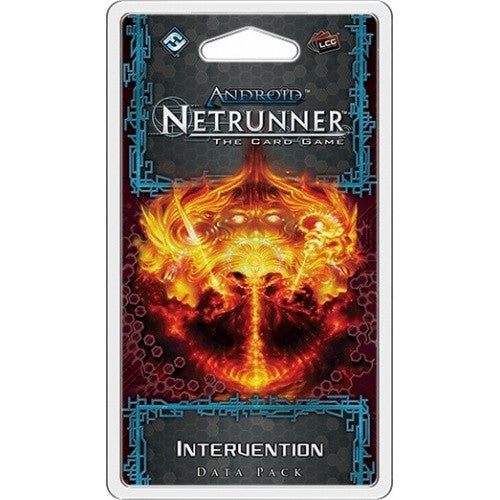 Android: Netrunner LCG - Intervention - 401 Games