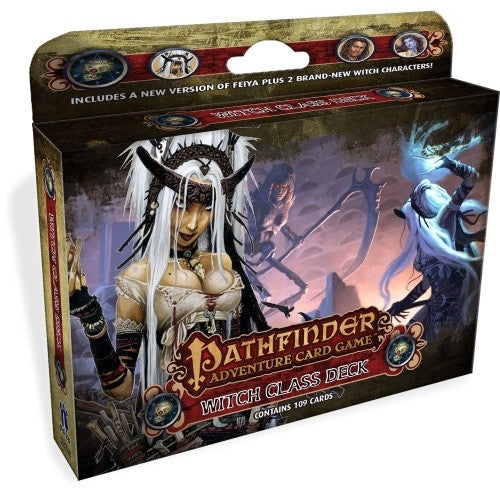 Pathfinder Adventure Card Game - Witch Class Deck - 401 Games