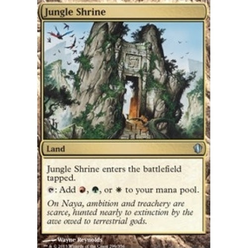 Jungle Shrine (C13) available at 401 Games Canada
