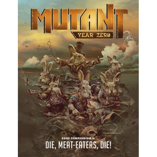 Mutant Year Zero - Die, Meat Eaters, Die! - 401 Games