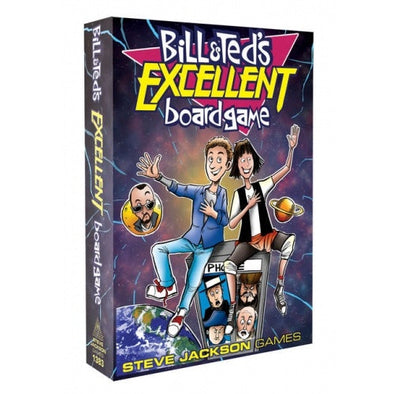 Bill & Ted's Excellent Board Game - 401 Games