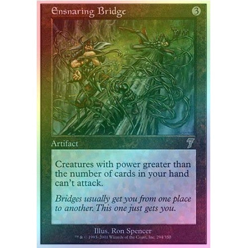 Ensnaring Bridge (Foil) available at 401 Games Canada