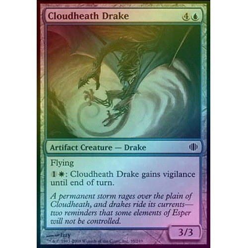Cloudheath Drake (Foil) (ALA) available at 401 Games Canada