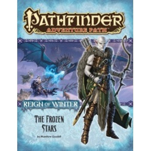 Buy Pathfinder - Adventure Path - #70: The Frozen Stars (Reign of Winter 4 of 6) and more Great RPG Products at 401 Games