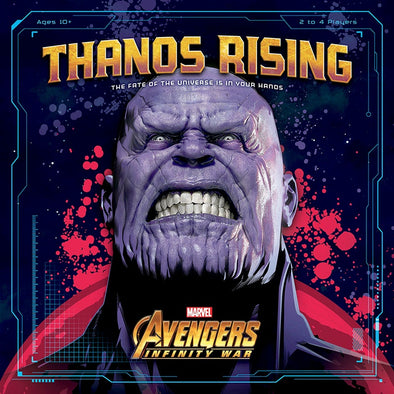 Buy Thanos Rising - Avengers: Infinity War and more Great Board Games Products at 401 Games
