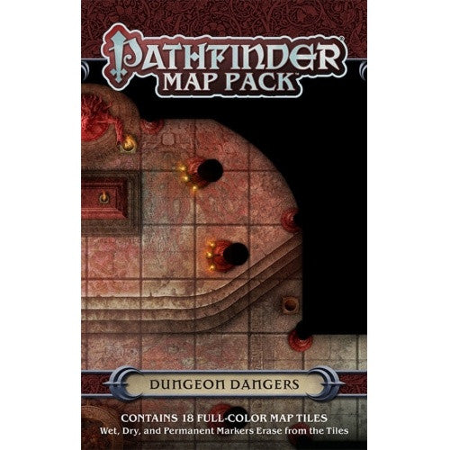 Buy Tile Set - Pathfinder - Dungeon Dangers and more Great RPG Products at 401 Games