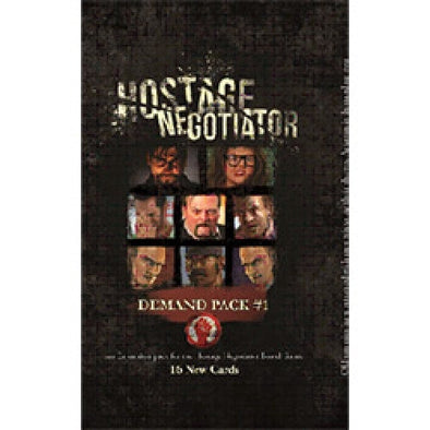 Hostage Negotiator - Demand Pack #1 - 401 Games
