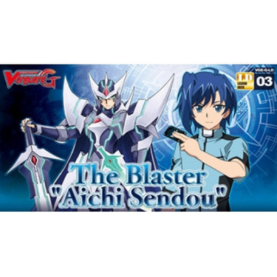 "Buy Cardfight!! Vanguard - The Blaster ""Aichi Sendou"" Legend Deck and more Great Cardfight!! Vanguard Products at 401 Games"