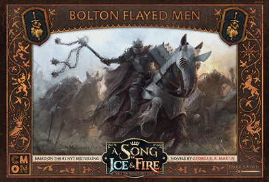 Buy A Song of Ice and Fire - Tabletop Miniatures Game - Neutral Forces - Bolton Flayed Men and more Great Tabletop Wargames Products at 401 Games