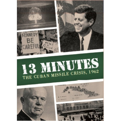 Buy 13 Minutes - The Cuban Missile Crisis and more Great Board Games Products at 401 Games