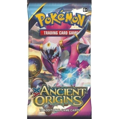 Buy Pokemon - Ancient Origins Booster Pack and more Great Pokemon Products at 401 Games
