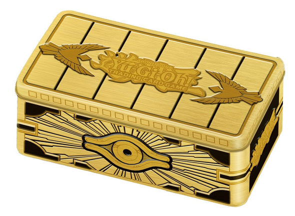Buy Yugioh - 2019 Gold Sarcophagus Tin (Pre-Order August 30, 2019) and more Great Yugioh Products at 401 Games