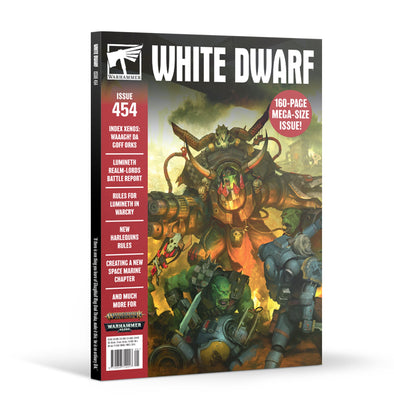 White Dwarf - Issue 454 - May 2020 available at 401 Games Canada