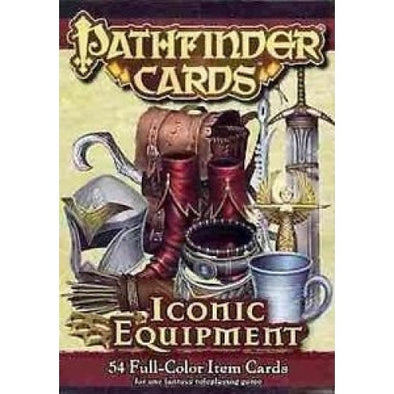 Pathfinder - Cards - Iconic Equipment - 401 Games