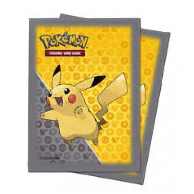 Ultra Pro - Standard Card Sleeves 65ct - Pokemon - Pikachu - 401 Games