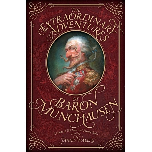 The Extraordinary Adventures of Baron Munchausen available at 401 Games Canada