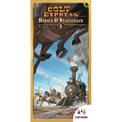 Buy Colt Express - Horses & Stagecoach and more Great Board Games Products at 401 Games