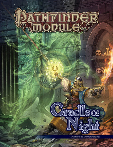 Buy Pathfinder - Module - Cradle of Night and more Great RPG Products at 401 Games