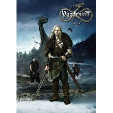 Yggdrasill - Core Rulebook Hardcover - 401 Games