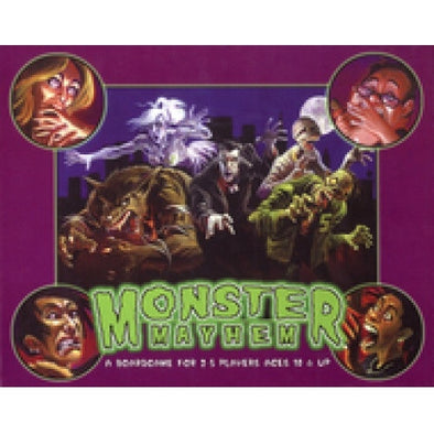 Monster Mayhem available at 401 Games Canada