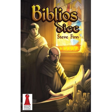 Buy Biblios Dice and more Great Board Games Products at 401 Games
