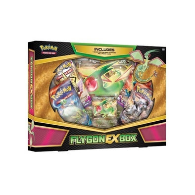 Buy Pokemon - Flygon EX Collection Box and more Great Pokemon Products at 401 Games