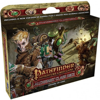 Buy Pathfinder Adventure Card Game - Alchemist Class Deck and more Great Board Games Products at 401 Games