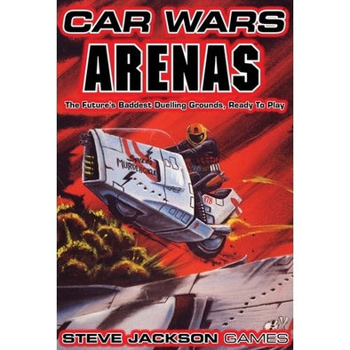Car Wars - Arenas - 401 Games